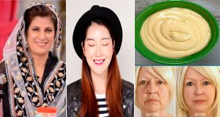 DIY Anti-Aging Mask for Men and Women to Get a Youthful Beauty