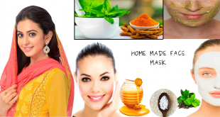 Get Glowing Skin At Home with Natural mask