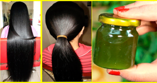 Hair Growth Oil to Get Long and Thick Hair Fast