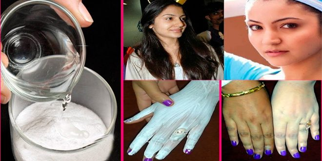 Home Remedy to Lighten Skin Naturally with Bleach