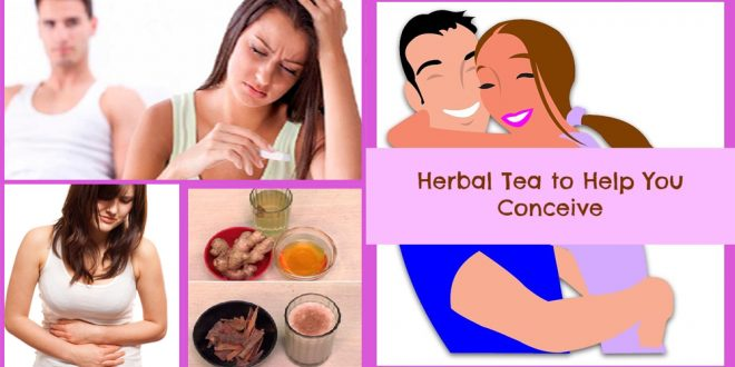 Homemade Drink for Female Infertility and Miscarriage Cure