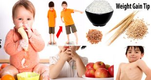 An Amazing Weight Gain Tip for Children for Healthy Weight Gain