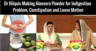 Cure Indigestion, Constipation & Loose Motion
