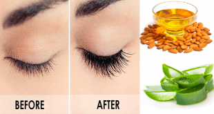 Grow Long and Thick Eyelashes Naturally in One Week