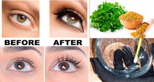 Home Remedies to Grow Thick Eyelashes fast