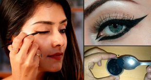 Natural Smudge-Proof Kajal At Home
