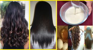 The Most Effective Method to Get Permanent Straight Hair At Home
