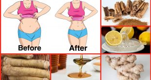 100% Natural Detoxifying Drink for Weight Loss At Home