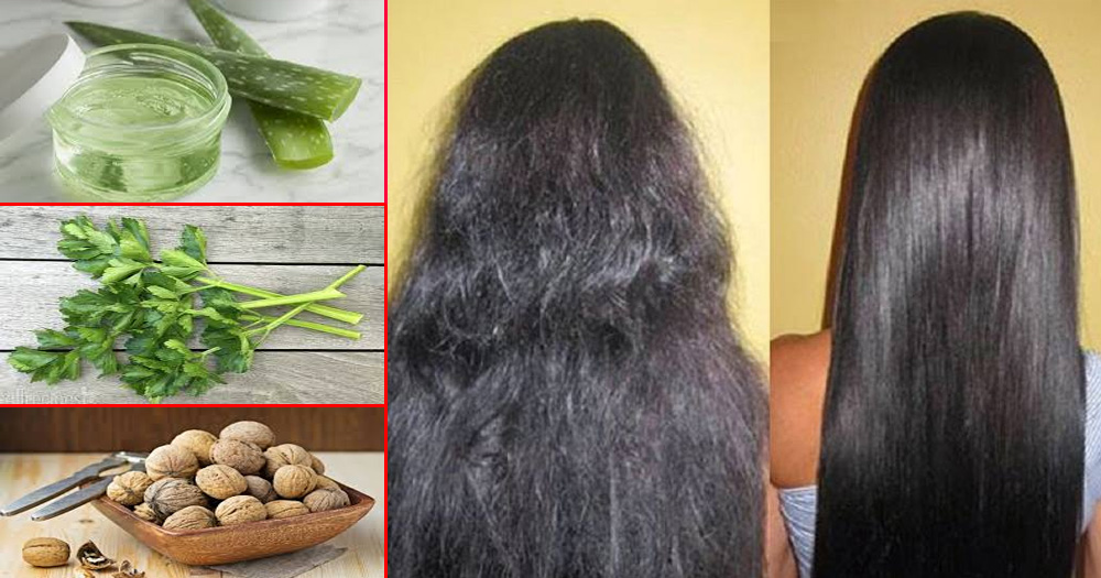 How To Make Dry Frizzy Hair Silky Smooth Naturally