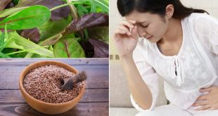 Drink This Herbal Juice to Cure Uterine Fibroids Problem Completely