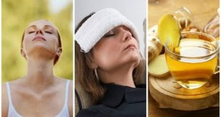 Home Remedies for Headache Relief with Almond & Peppermint Oil