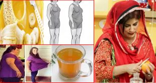 This Weight Loss Drink Can Help You Lose 5 Kgs in 7 Days by Dr. Bilquis