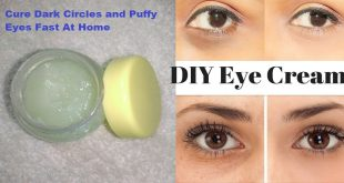 How to Make Under Eye Serum for Dark Circles & Puffy Eyes at Home Naturally