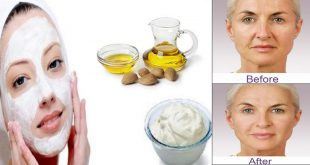 Yogurt Face Mask to Remove Wrinkles Permanently