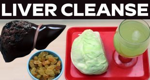 Cleanse Your Liver in 3 Days with Only 1 Ingredient At Home
