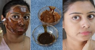 DIY Coffee Face Scrub & Mask to Get Instantly Bright Skin Naturally
