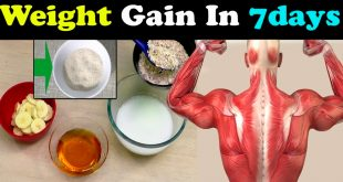 How to Gain Healthy Weight with Yogurt in 15 Days