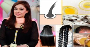 How to Get Black and Shiny Hair At Home Naturally By Dr. Farah