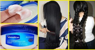 How to Use Vaseline for Extremely Fast Hair Growth At Home Naturally