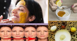 Remove Facial Wrinkles Permanently with Natural Ingredients