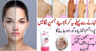 Full Body Whitening Treatment For Fair And Glowing Skin Naturally