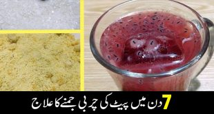 Weight loss drink to get smart body without exercise